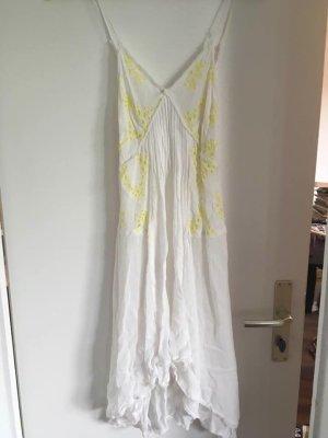 Weisses Sommerkleid Gr.36