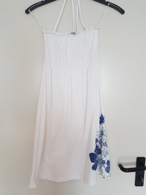 Weißes Sommerkleid Gr. S