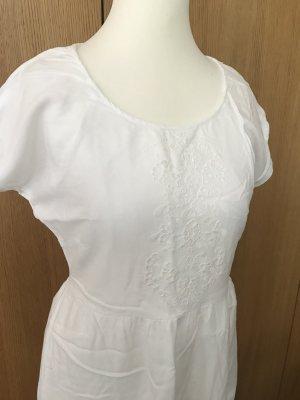 Weißes Sommerkleid Vero Moda