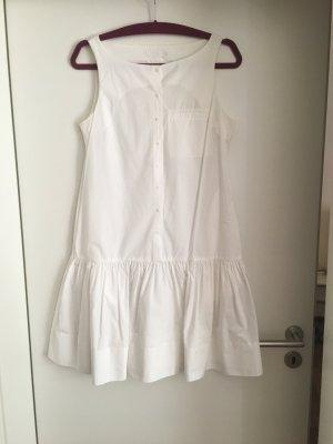 Weißes Sommerkleid von COS in Größe 38