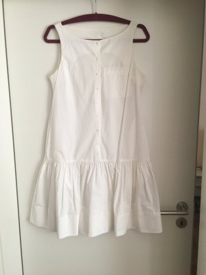 COS Pinafore dress white