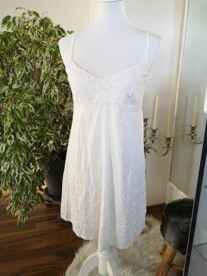 weißes Sommerkleid von Jane Norman