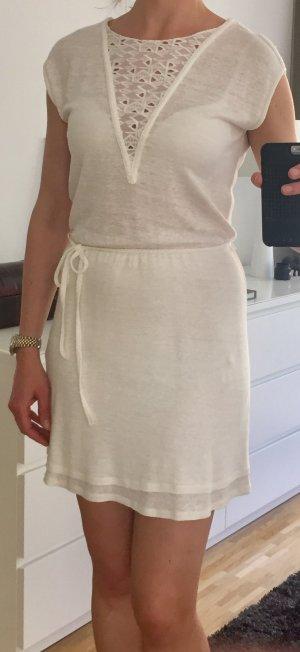 Weißes Sommerkleid von Maje, Gr. 1