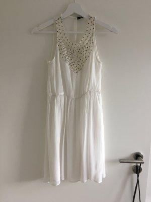 Weißes Sommerkleid ZARA