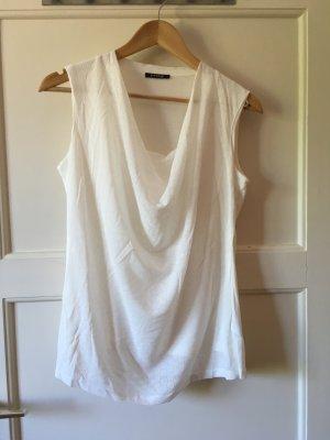 Weißes, sommerliches Blusentop von Orsay