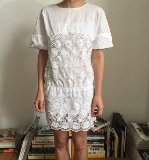 Weisses Spitzen Kleid von SeeByChloé