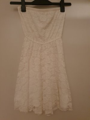Hollister Beach Dress white