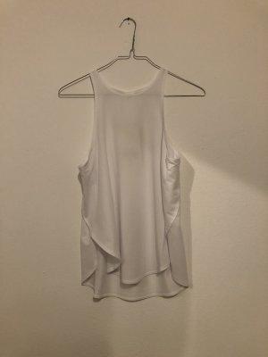 Weißes Sport-Shirt