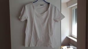 weißes Sportshirt Blue Motion