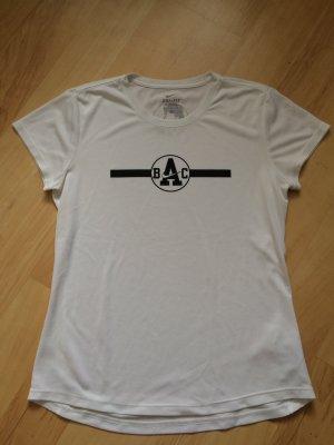 Weißes Sportshirt mit BAC-Aufdruck von Nike