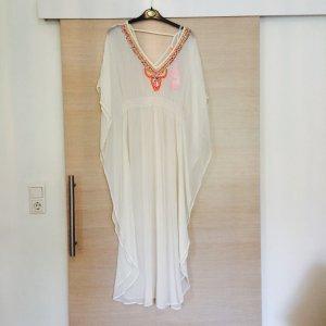 Weisses Strandkleid Gr. M