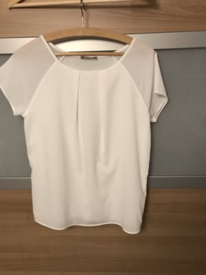 Weißes T-Shirt, Größe 36
