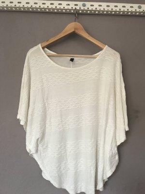 Weißes T-Shirt Größe 36
