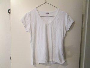 weißes T-Shirt / Madonna