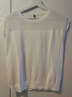 United Colors of Benetton Camiseta blanco