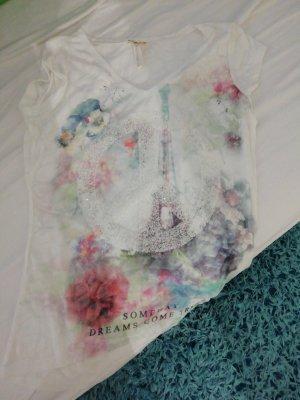 Key Largo Print Shirt multicolored