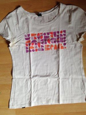 Weißes T Shirt von Bench