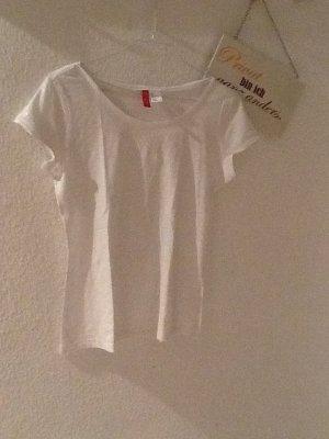 Weißes T-Shirt von Castro in Gr. 38