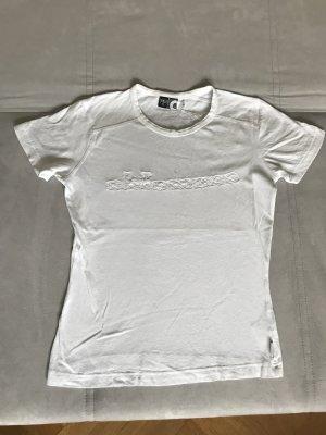 Weißes T-Shirt von Chiemsee mit dezentem Chiemsee-Schriftzug