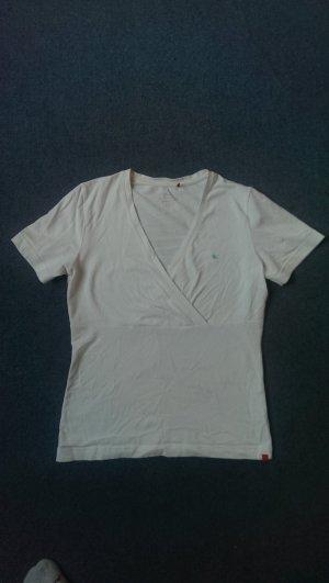 Weißes T-Shirt von Esprit