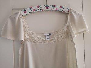 Weißes T-Shirt von H&M