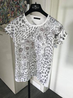 Weißes T-Shirt von PINKO