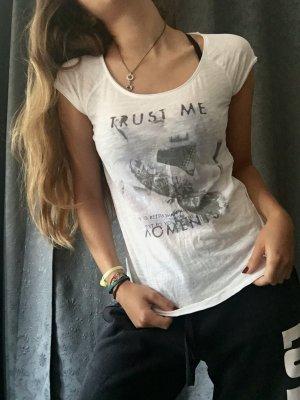 Weißes t Shirt von S.Oliver