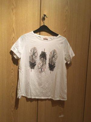 Weißes T-Shirt von s.Oliver