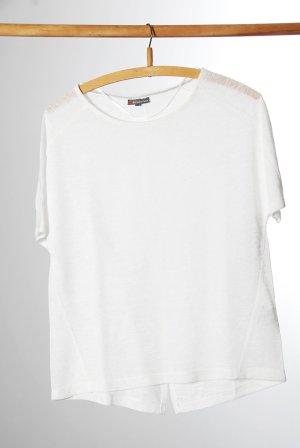 weisses T-Shirt von Street-one