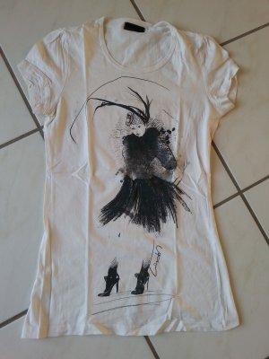 weißes T-Shirt von Vero Moda