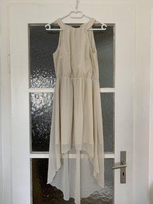 Vero Moda Vestido estilo flounce blanco-blanco puro