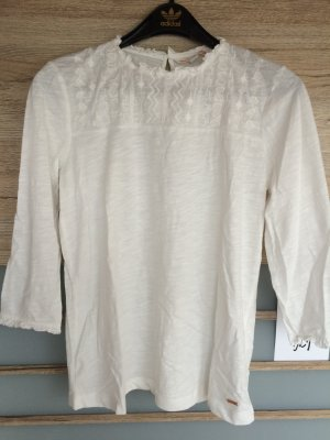 Weißes Tom Tailor Denim Shirt