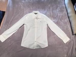 Tommy Hilfiger Long Sleeve Shirt white
