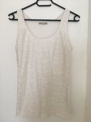 Orsay Lace Top white