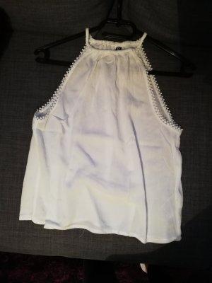 H&M Blusa bianco sporco