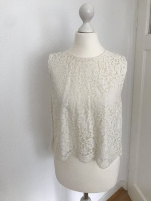 H&M Lace Top multicolored