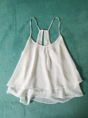Pimkie Cowl-Neck Top white