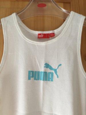 Weißes Top von Puma in Größe 40