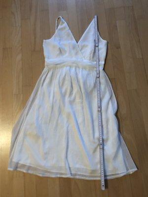 weißes Trägerkleid Vero Moda