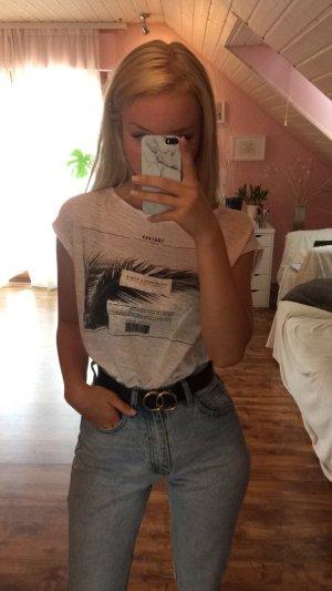 Weißes Tshirt in Xs