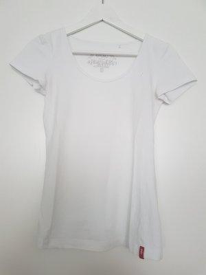weißes Tshirt von ESPRIT
