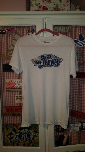 Weißes Vans T-shirt