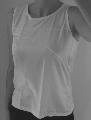 Weisses Vila Shirt Gr. S