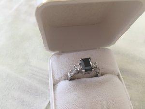 Weißgold 585 Ring