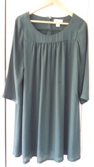 Weit fallendes, dünnes Kleid, Größe XS