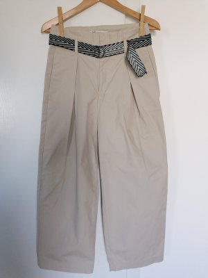 Only High Waist Trousers oatmeal