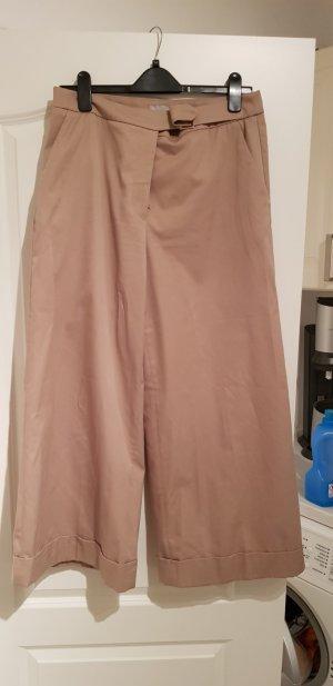 H&M Pantalone culotte sabbia