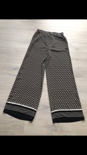 H&M High Waist Trousers multicolored