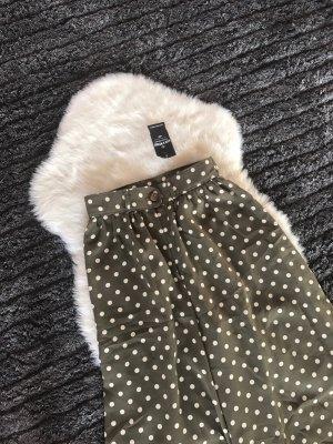 Baggy Pants white-grey brown