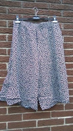 Pantalon 3/4 multicolore viscose